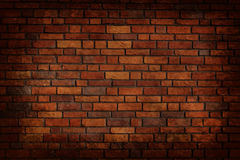 ceglana ściana Obraz Royalty Free