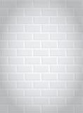 ceglana ściana bezszwowa Obrazy Royalty Free