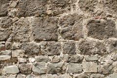 ceglana ściana tła stara Fotografia Royalty Free