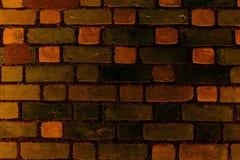 ceglana ściana tekstury obraz royalty free