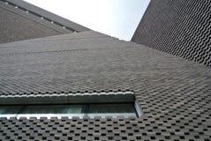 Ceglana fasada Zdjęcie Stock