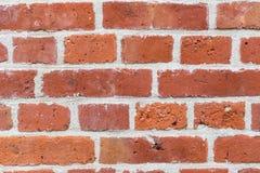 ceglana ilustracyjna tło wektora czerwona ściana Obraz Stock