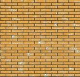Ceglana kamieniarstwo ściany bezszwowa tekstura Obrazy Stock