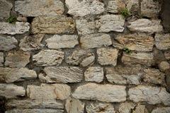 Ceglana kamienna ściana Fotografia Stock