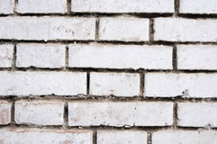ceglana stara ściana Zdjęcie Stock