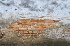 ceglane stare ściany Zdjęcia Royalty Free