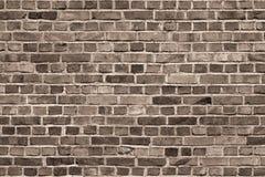 Ceglanego cegła stiuku ściany kamiennego moździerzowego zmielonego tła tła tapetowa powierzchnia obrazy royalty free