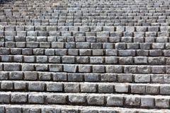 ceglanego zbliżenia stary schody kamień Zdjęcia Stock