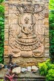 ceglany Buddha Obraz Royalty Free