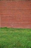 ceglany czyścić ścianę Obraz Royalty Free