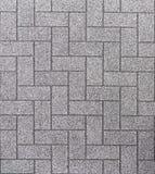 Ceglany tekstura wzoru podłoga tło Obraz Stock