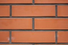 Ceglany tekstury intyryer Czerwony ściana z cegieł Obraz Stock