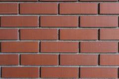 Cegły w ścianie Obrazy Stock