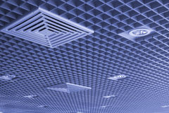 Ceiling Royalty Free Stock Photo