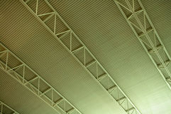 The ceiling of airport Royalty Free Stock Photography