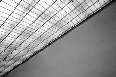 Ceiling angle Royalty Free Stock Photography