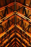 Ceiling beams Stock Photos