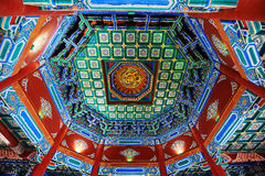 The ceiling of buildings Stock Photography