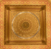 Ceiling in castles Stock Photos