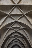 Ceiling of cathedral Royalty Free Stock Images