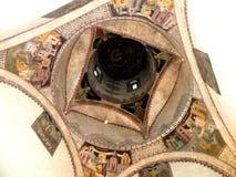 Ceiling church in Targoviste Royalty Free Stock Photography