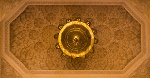 ceiling decoration Royalty Free Stock Images