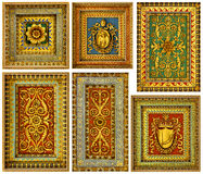 Ceiling decoration Stock Image