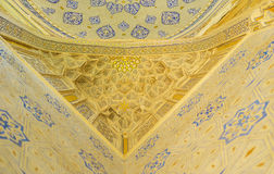 The ceiling decoration Royalty Free Stock Photography