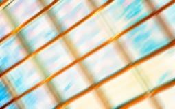 Ceiling in defocus Stock Images
