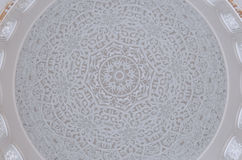 Ceiling Design Stock Photo