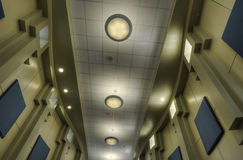 Ceiling Detail Stock Photography