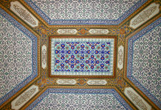 Ceiling Detail Royalty Free Stock Image