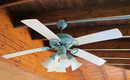 Ceiling Fan Stock Image