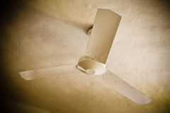 Ceiling fan royalty free stock image