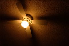 Ceiling fan Royalty Free Stock Photo