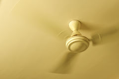 Ceiling Fan in Motion Royalty Free Stock Image