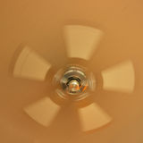 Ceiling fan motor Royalty Free Stock Image
