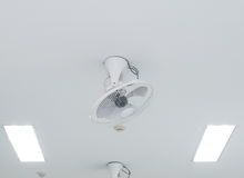 Ceiling fan on white office ceiling stock image image of bright ceiling fan ob white office ceiling royalty free stock images mozeypictures Gallery