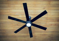 Ceiling fans Stock Photography