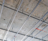 Ceiling frame Royalty Free Stock Photos