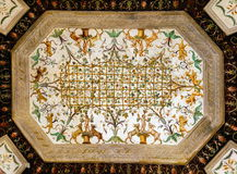 Ceiling frescoes of Palazzo Te in Mantua Stock Photography