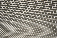 Ceiling grid Stock Photo