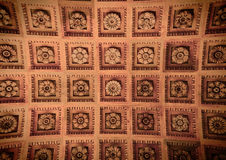 The ceiling of heaven Royalty Free Stock Photography