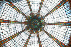 Free Ceiling In Galleries Lafayette Royalty Free Stock Photos - 19915138