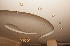 Ceiling Royalty Free Stock Image