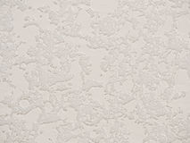 Ceiling knockdown texture Stock Image