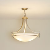 Ceiling lamp Royalty Free Stock Image