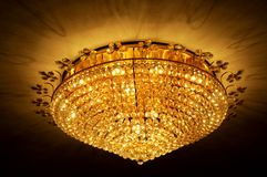 ceiling lamp Στοκ Εικόνες