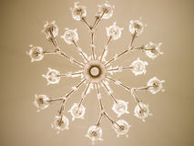 Ceiling lamp Royalty Free Stock Photos