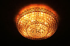 The ceiling lamp Royalty Free Stock Photo